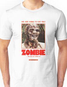 Zombie Flesh Eaters Unisex T-Shirt