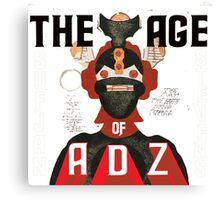 Sufjan Stevens- The Age of Ads Canvas Print