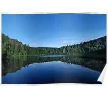 situ gunung lake # 1 Poster