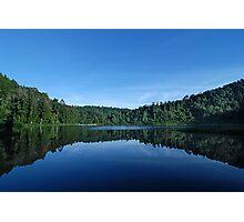 situ gunung lake # 1 Photographic Print