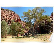 East Macdonnell Ranges Poster