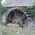 water wheel by brucemlong