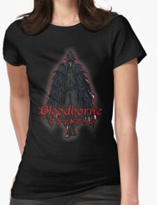 BloodBorne03 Womens Fitted T-Shirt