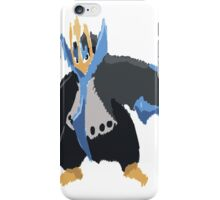 Andy W's Empoleon (No outline) iPhone Case/Skin