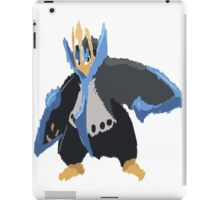 Andy W's Empoleon (No outline) iPad Case/Skin