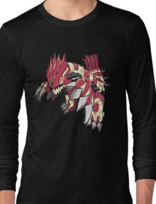 Andy W's Primal Groudon Long Sleeve T-Shirt