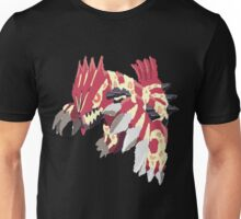 Andy W's Primal Groudon (No outline) Unisex T-Shirt