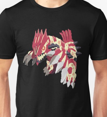 Andy W's Primal Groudon (No outline) T-Shirt