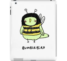 Bumblebird iPad Case/Skin