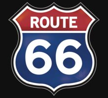 Route 66 by 10813Apparel