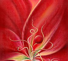 THE LILY - Invitation to the Inside by Anna Miarczynska