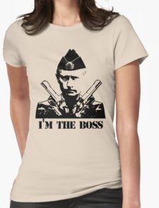 Vladimir Putin Womens Fitted T-Shirt