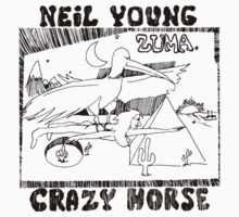 Neil Young Zuma by TigresCampeones
