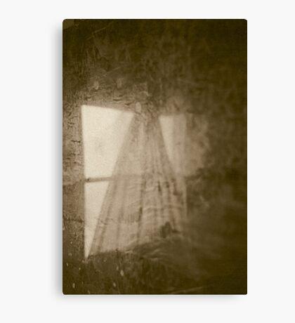 passing windows Canvas Print
