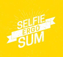 I Selfie Therefore I Am by Federico Sironi