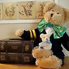 TA..DAA...Ready for St. Patrick's Day Celebrations by Carol Clifford
