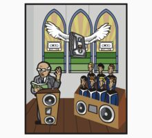 Church of the Mixtape by dangerbird