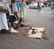 Snake charmer by korniliak