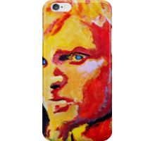 Layne Staley Abstract iPhone Case/Skin