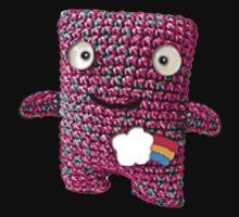 Wooly Robot Baby Tee