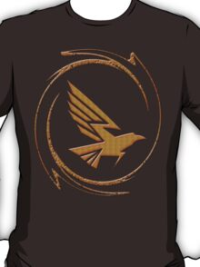 Eagle in Tribal T-Shirt