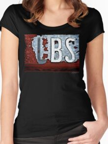 BS Women's Fitted Scoop T-Shirt