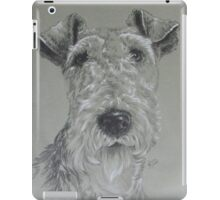 Wire-haired Fox Terrier iPad Case/Skin