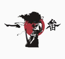 Afro Samurai by WilDodo