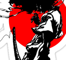 Afro Samurai Sticker