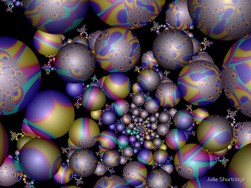Tangent Balls (1) by Julie Shortridge
