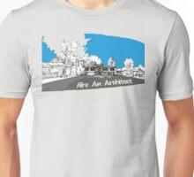Hire An Architect 2 Unisex T-Shirt