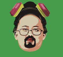 Kim Jong-un Heisenberg Art by RBSTORESSX