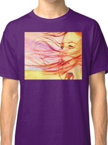 Tori in the Wind Classic T-Shirt