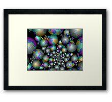 Tangent Balls (3) Framed Print