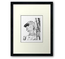 Sgt. Samuel Pieffer  - USA Civil War Framed Print