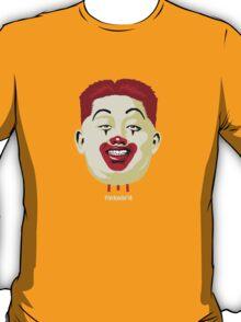 Kim Jong-un McDonalds Art T-Shirt