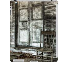 by the door iPad Case/Skin