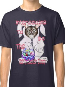 Easter Kitty Classic T-Shirt