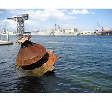 Garden Isle Naval Base Australia Photographic Print