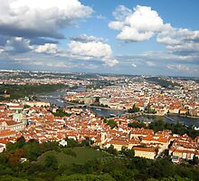 Peeking into Prague by Brian McLafferty
