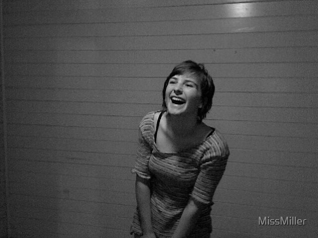 Untitled - To Laugh At Ones Self by MissMiller