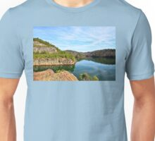 Carter's Lake, Chatsworth, Georgia, USA Unisex T-Shirt