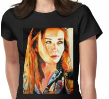 Tori Womens Fitted T-Shirt