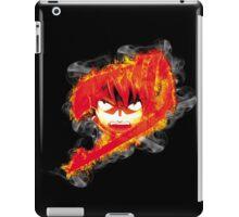Fire Natsu iPad Case/Skin