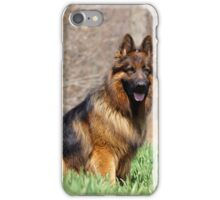 Handsome Gusto iPhone Case/Skin