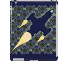 Leaf on a Neon Wind iPad Case/Skin
