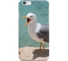 Seagull by water iPhone Case/Skin