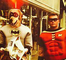 Batmans true identity by SJackman