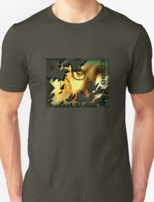 Camo Dog - Hiding a Pit Bull T-Shirt