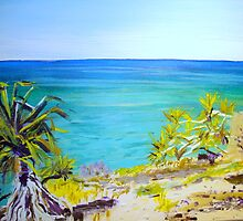 Straddie Views (Stradbroke island Qld) by gillsart
